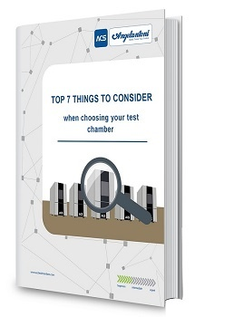 Top 7 things to consider when choosing your test chamber