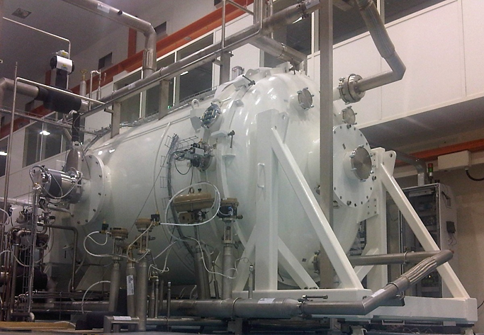 Simulatore spaziale ESA