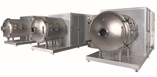 Standard space simulators