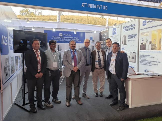 ATT India Sales and Service Subsidiary