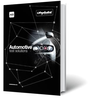 Automotive test solutions
