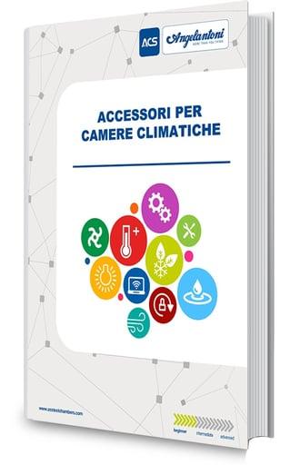 Accessori per Camere Climatiche e Termostatiche ACS