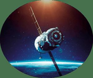 Satellite cerchio