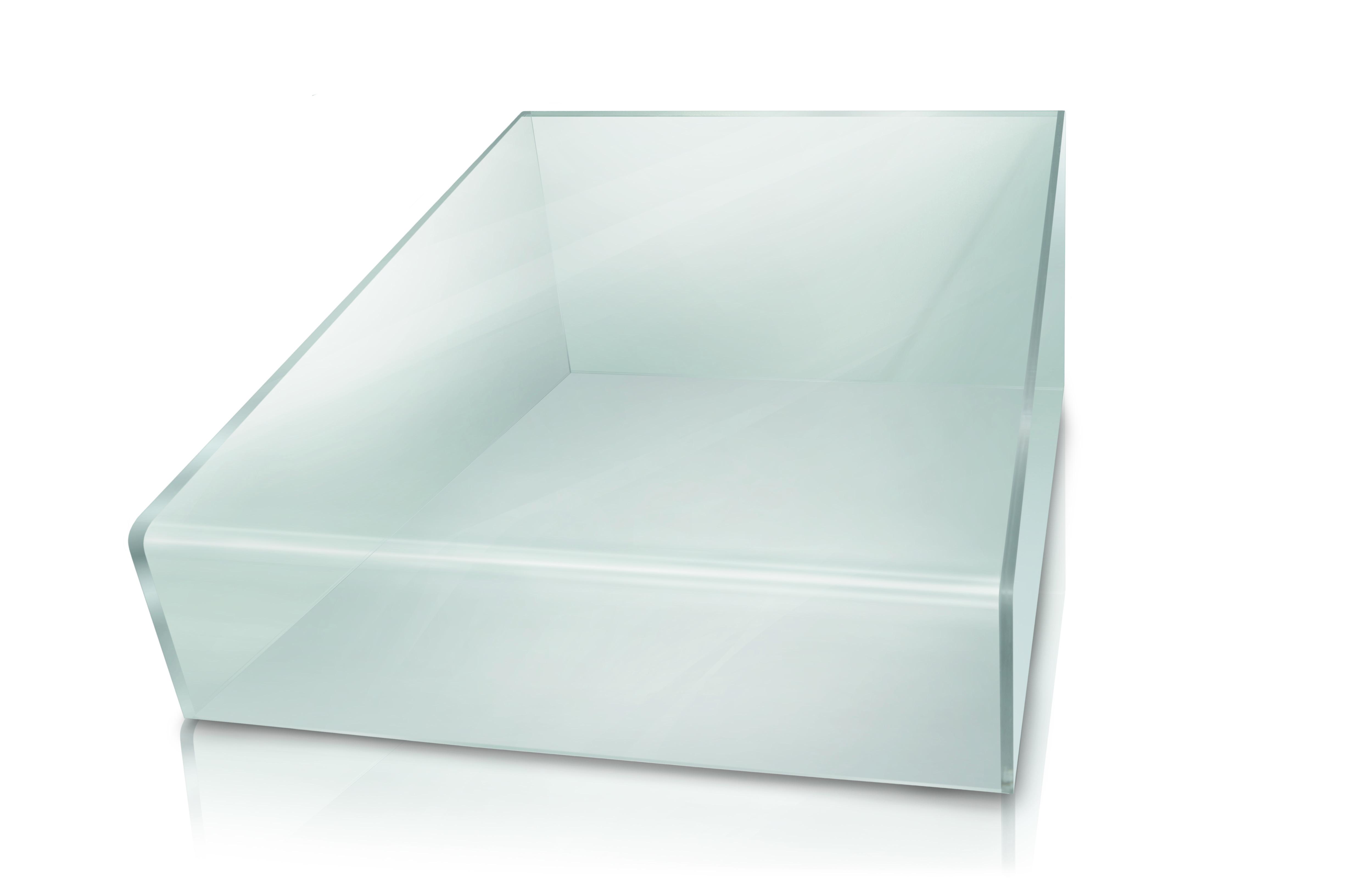 ACS Dewing test chamber plexiglass cover