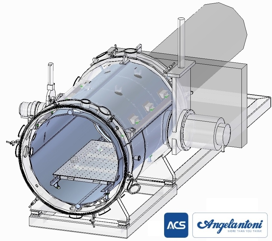 ACS_Space Simulator_Thermal plate
