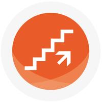 Stairs, doors and hallways